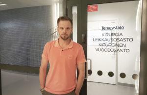 Ville Puukka on AC Oulu Oy:n uusi puheenjohtaja (Kuva: Juho Meriläinen)