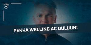 Welling palaa AC Ouluun