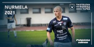 Anselmi Nurmela oli viime kaudella isossa roolissa AC Oulun keskikentällä (Kuva: Elias Mustonen)