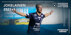 Niklas Jokelainen oli kaudella 2020 äärettömän tärkeä pelinrakentelu- ja murtautumisvaiheen linkittäjä (Kuva: Elias Mustonen)