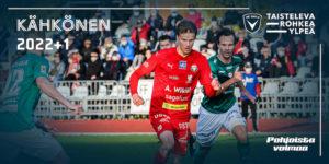 Severi Kähkönen viimeisteli 8 osumaa Ykkösessä kaudella 2020 (Kuva: FF Jaro)