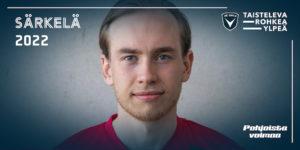Juuso Särkelä jatkaa AC Oulussa vähintään kaksi seuraavaa kautta (Kuva: Elias Mustonen)